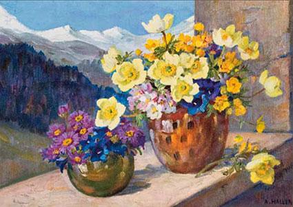 AH 1  «Alpenblumen»