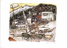 108 «Dorfplatz in Vals»