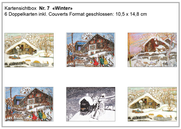 Nr. 7 «Winter»