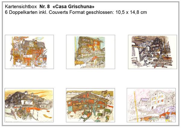 Nr. 8 «Casa Grischuna»