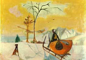 CE 15 «Winterlandschaft»