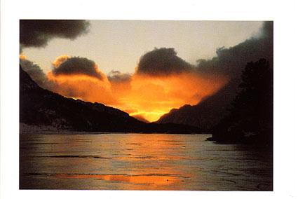 Ld 21 «Feuriger Sonnenuntergang»