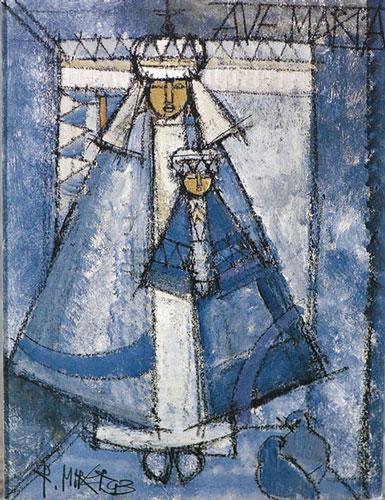 RM161 «Ave Maria»