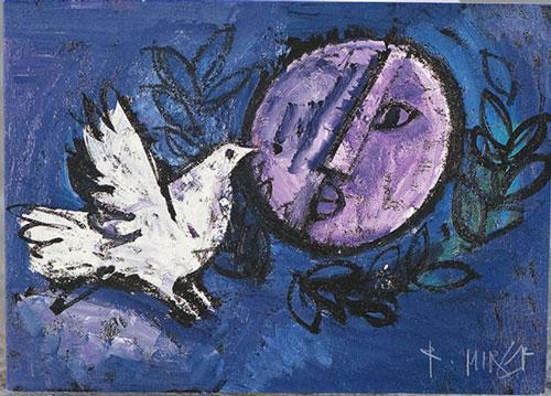 RM168 «Hoffnung auf Frieden»