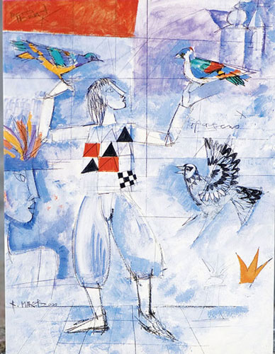 RM182 «Papageno»