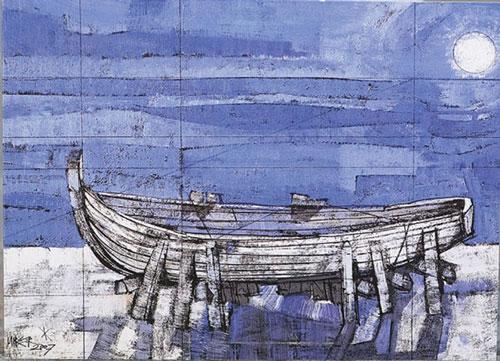 RM194 «Das alte Fischerboot»