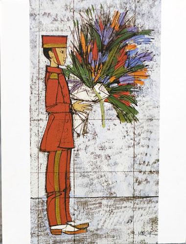 RM199 «Ein Blumenstrauss»