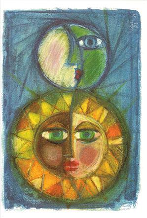 Pid 19 «Mond über der Sonne»