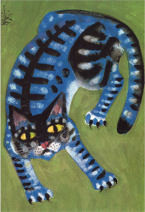Pid 9 «Katze»