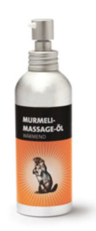 Murmeli-Massage-Öl