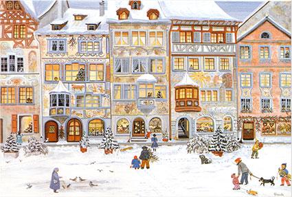 Std 7 «Weihnachtstag, Stein am Rhein»