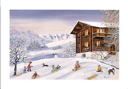 Std 6 «Freude am Schnee»