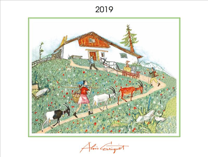 Kinderkalender «Schellen-Ursli»