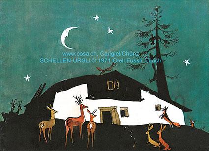 Cd501 «Schellen-Ursli»
