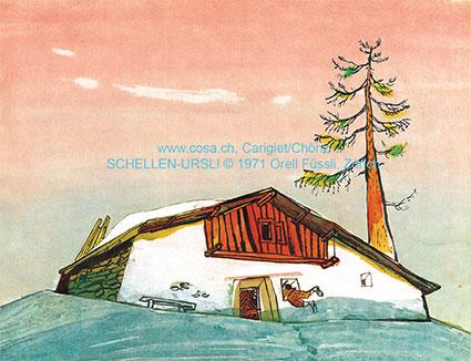 CE502 «Schellen-Ursli»