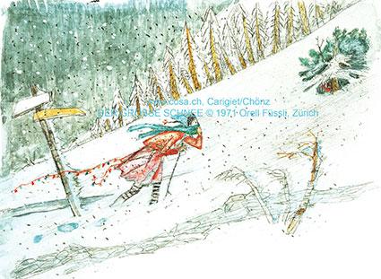 CE552 «Der grosse Schnee»
