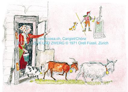 Cd76 «Zottel, Zick und Zwerg»