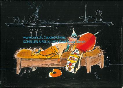 CE28 «Schellen-Ursli»