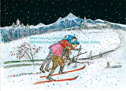 Cd32 «Der grosse Schnee»