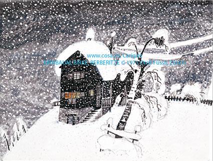 Cd33 «Der grosse Schnee»