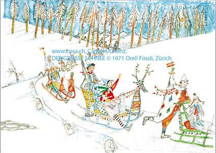 Cd36 «Der grosse Schnee»