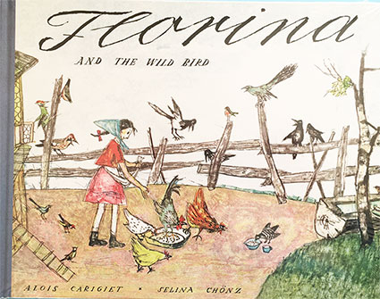 «Florina and the wild bird»