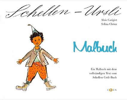 M1 «Schellen-Ursli» Malbuch