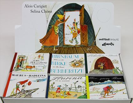 Verkaufsbox «Schellen-Ursli»