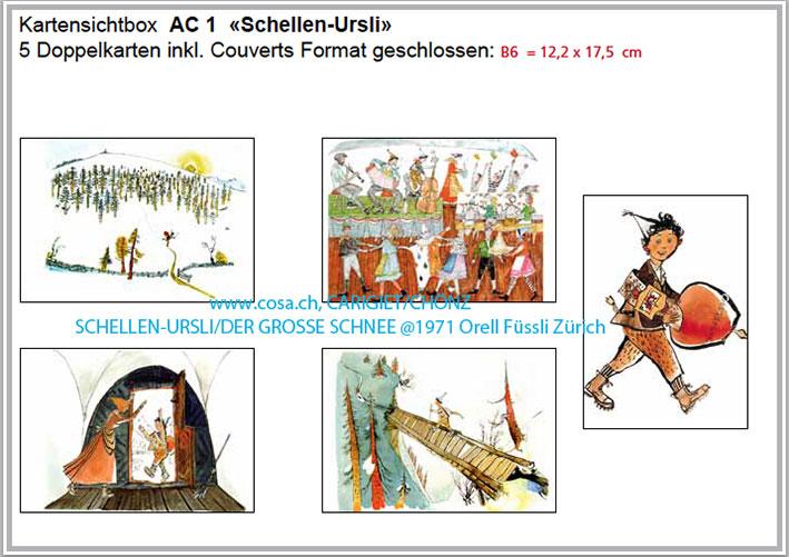 AC 1 «Schellen-Ursli»