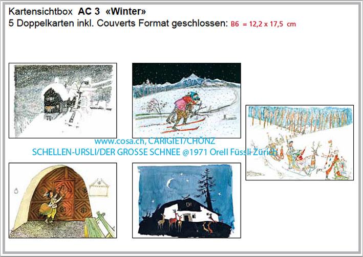 AC 3 «Winter»