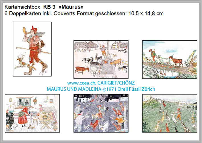 KB 3 «Maurus, der Geisshirt»