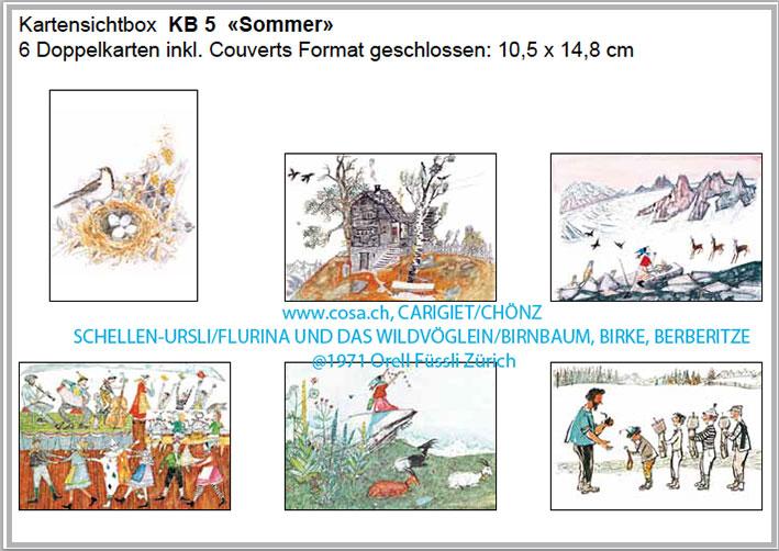 KB 5 «Sommer»