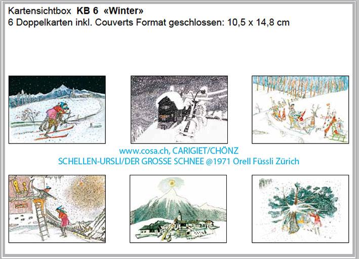 KB 6 «Winter»
