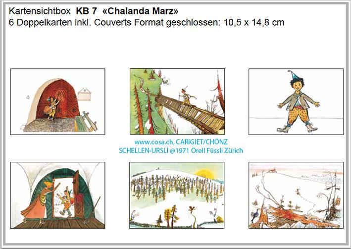 KB 7 «Chalanda Marz»