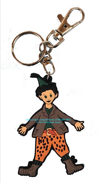 SLA541 Schlüsselanhänger «Schellen-Ursli»