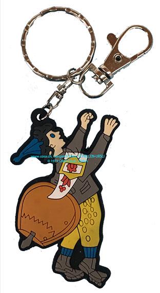 SLA543 Schlüsselanhänger «Schellen-Ursli»