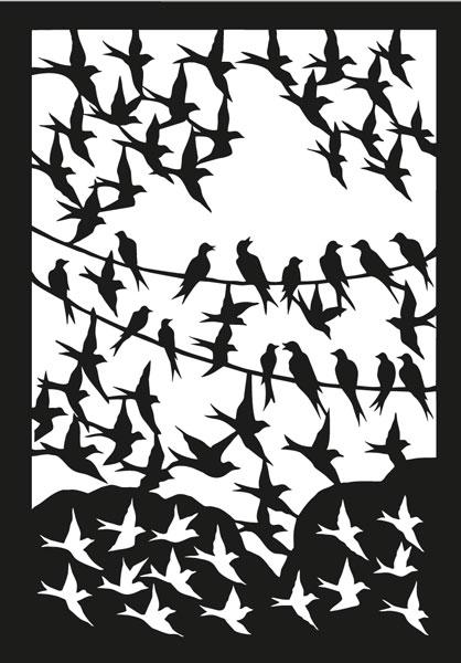 SR 25 «Vögel»