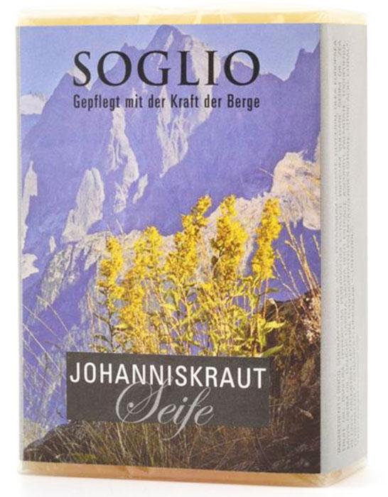 Seife5 Johanniskraut Seife, Soglio