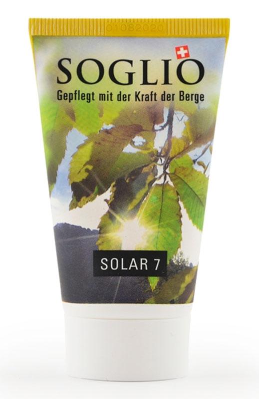 SO Solar 7, Soglio