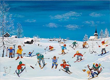 SKd 2  «Skihügel»
