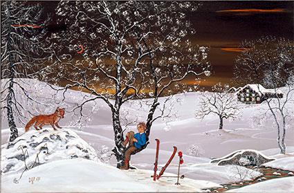 SKd 6  «Der kleine Prinz im Winter»