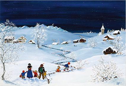 SKe 18  «Winterspaziergang»