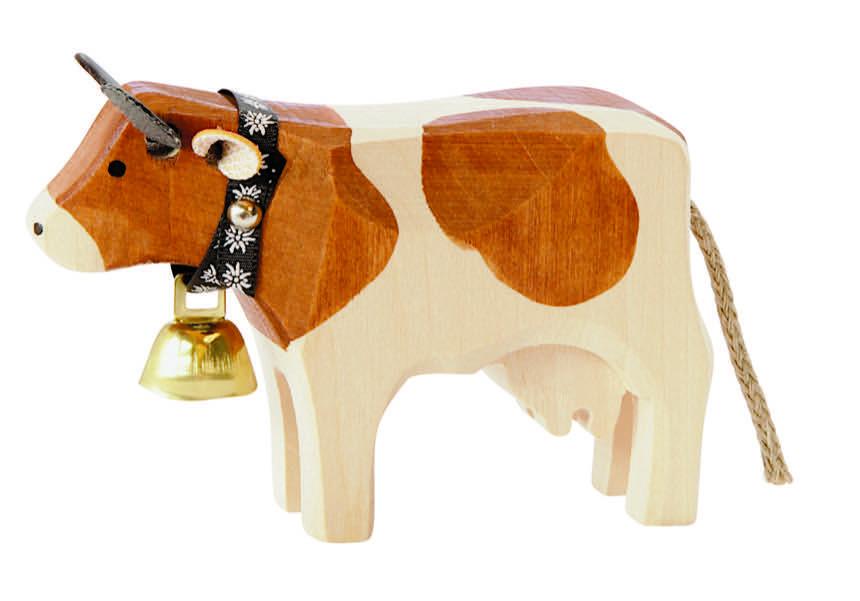 1061 Kuh stehend red-holstein