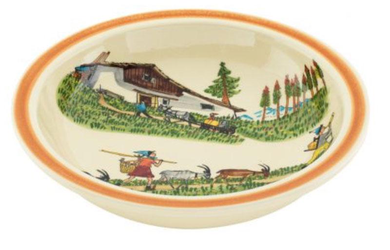 39014 Schale «Maiensäss», Rheinfelder Keramik