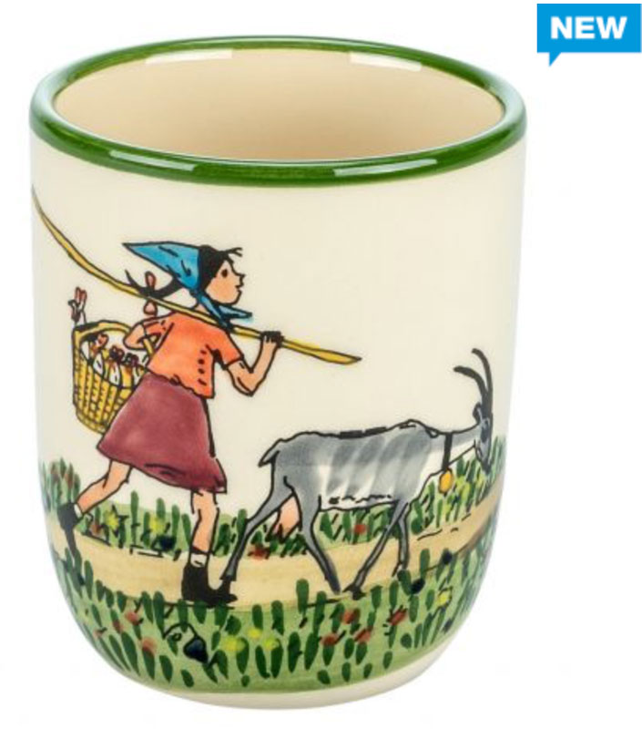 39342 Kindertasse «Flurina mit Geiss», Aktion