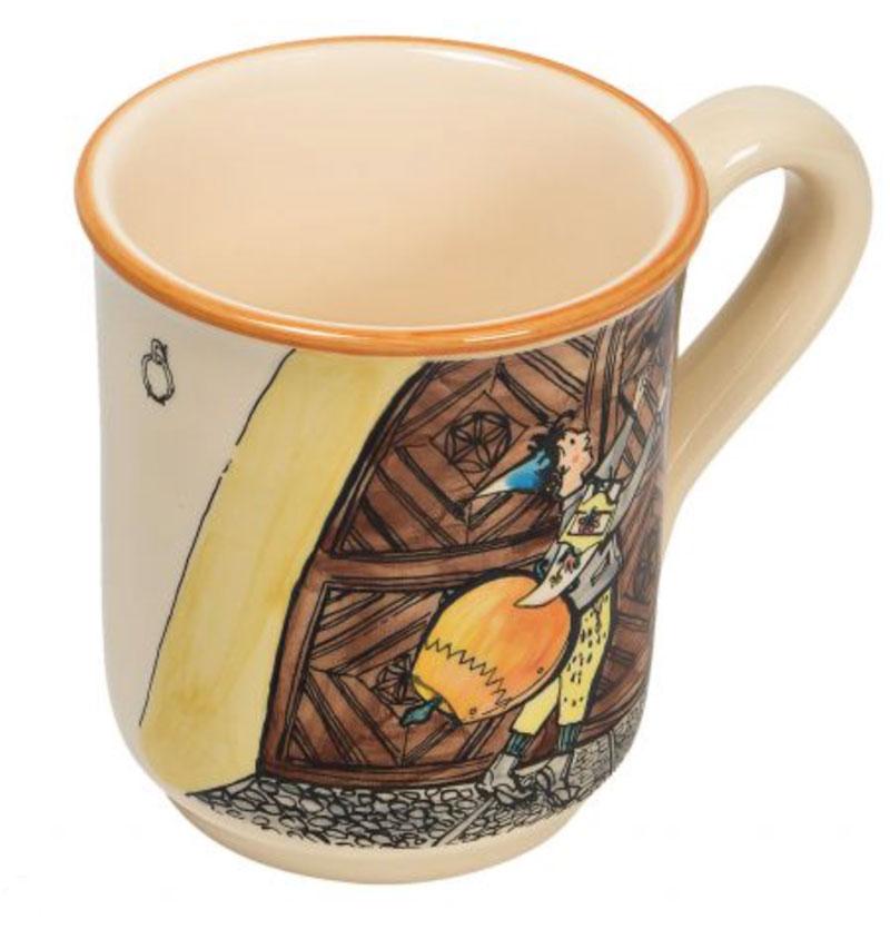 39454 Mug «Ursli am Tor», Rheinfelder Keramik
