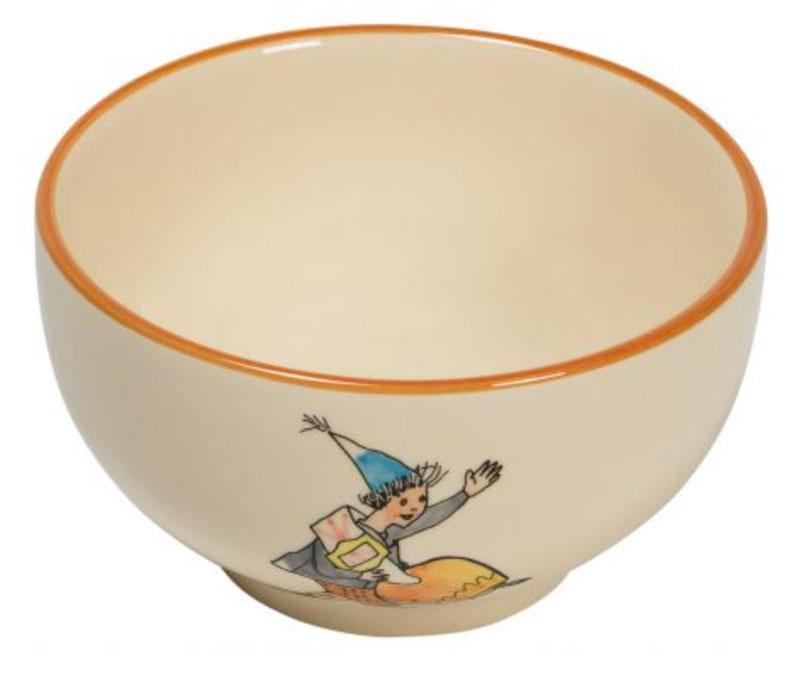 39483 Müslischale «Ursli mit Glocke», Rheinfelder Keramik