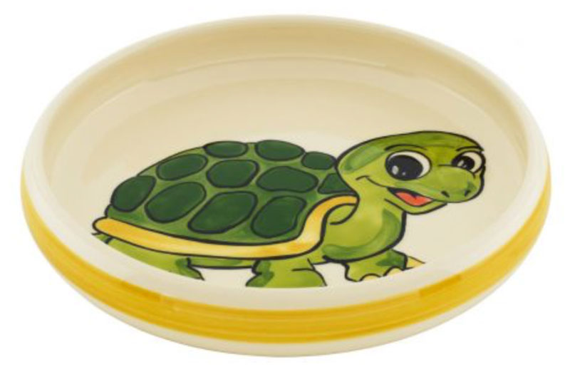 39526 Kinderteller Schildkröte